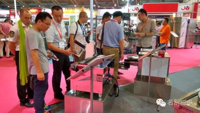 名厨磁电亮相中国国际餐饮食品饮料交易博览会,为您提供餐饮全电厨房解决方案!