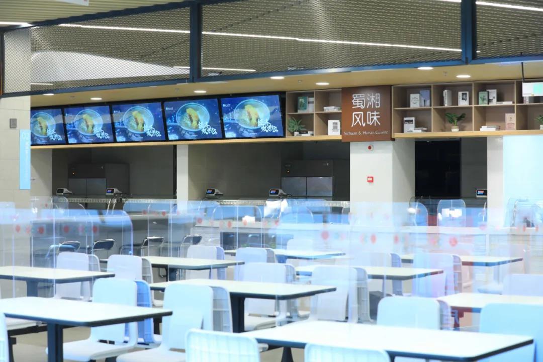 高校食堂解决方案 | 高考必胜,我们在各大高校等你!