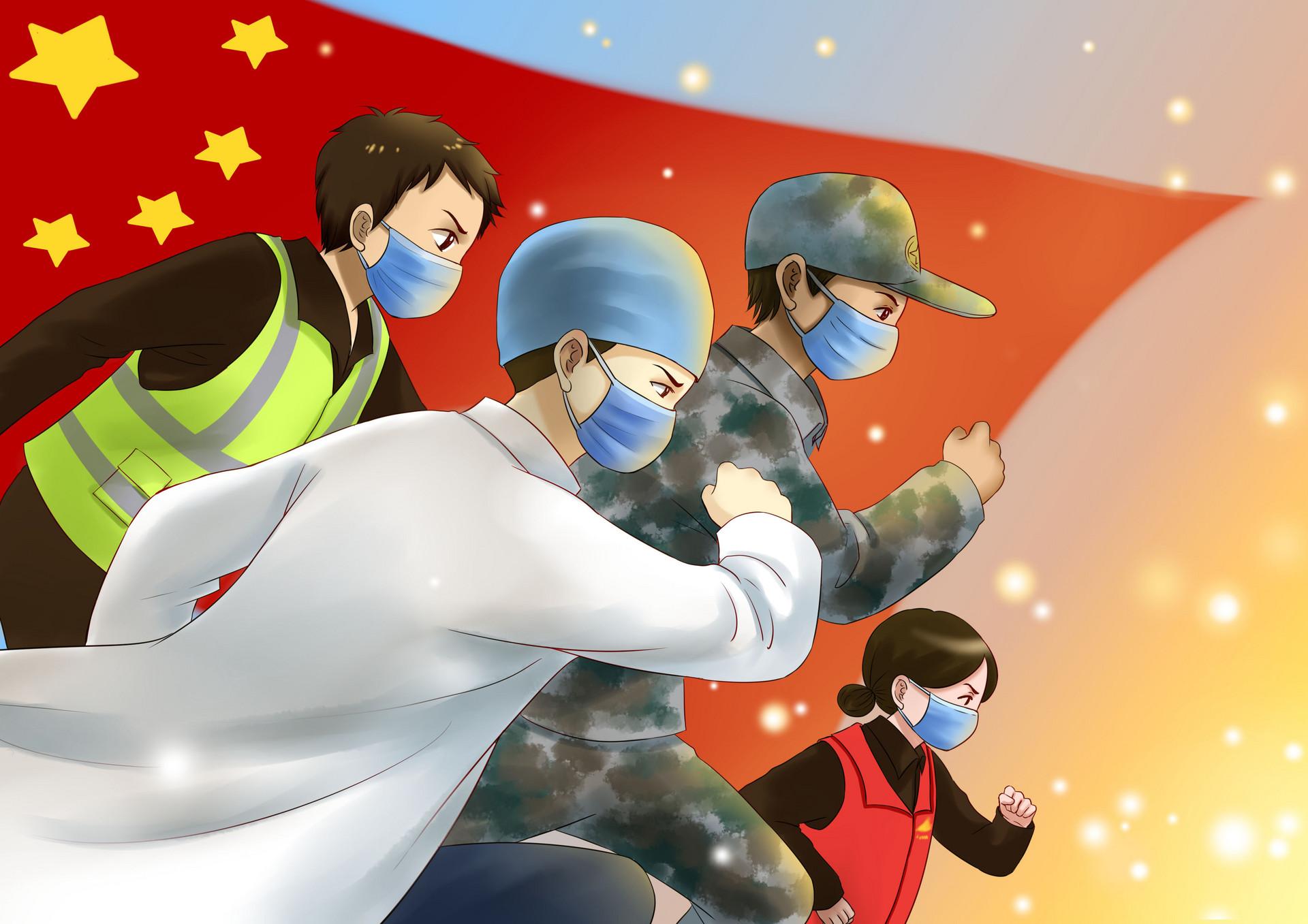 广东,我地撑你!猎毒者助力全面打赢这场防疫攻坚战!